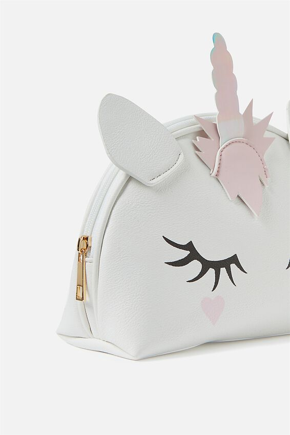 Novelty Cosmetic Bag, UNICORN