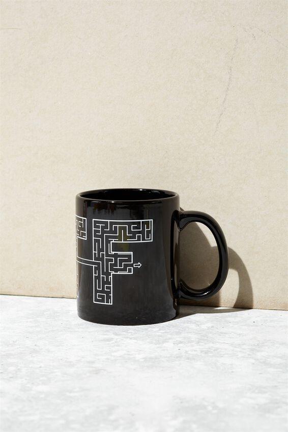 Anytime Mug, WTF MAZE!