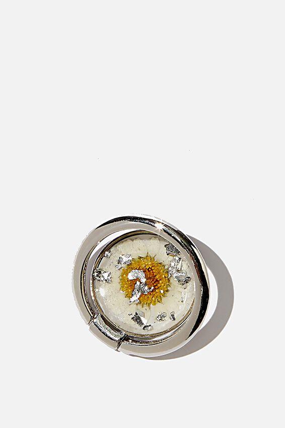 Metal Phone Ring, DAISY FOIL