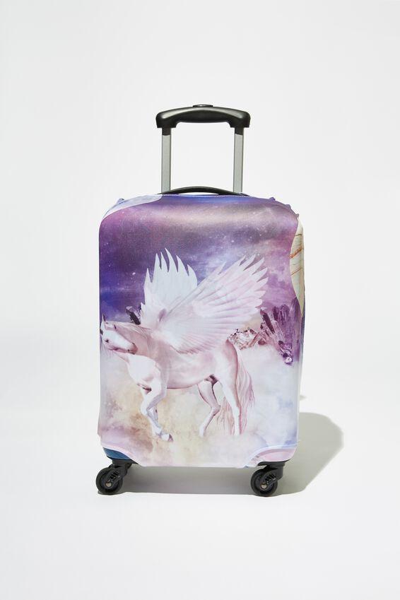 Suitcase Cover - Small, PEGASUS
