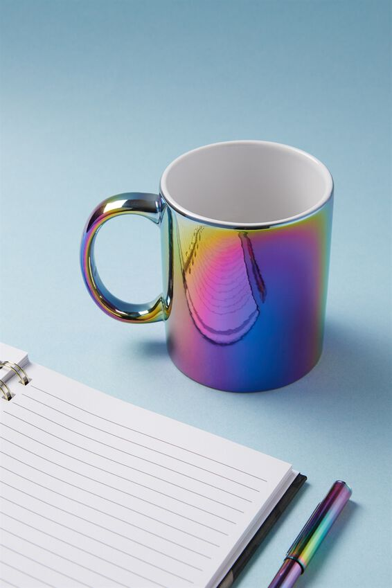 Anytime Mug, DARK OIL SPILL
