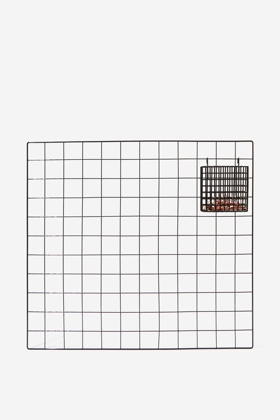 Shaped Wire Organiser, GRID INSPO