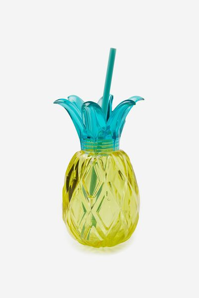 Pineapple Drinker, YELLOW