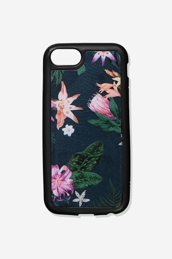 Superior Phone Case Universal 6,7,8, JUNGLE FLORAL