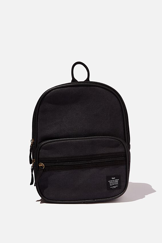 Nano Backpack, WASHED BLACK