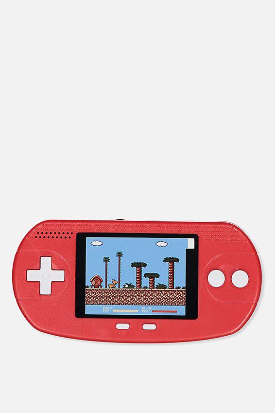 Vintage Gamer, RED