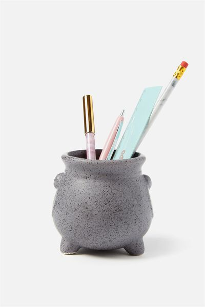 Pen Holder, CAULDRON