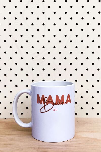 Personalised Mug, MAMA BEAR