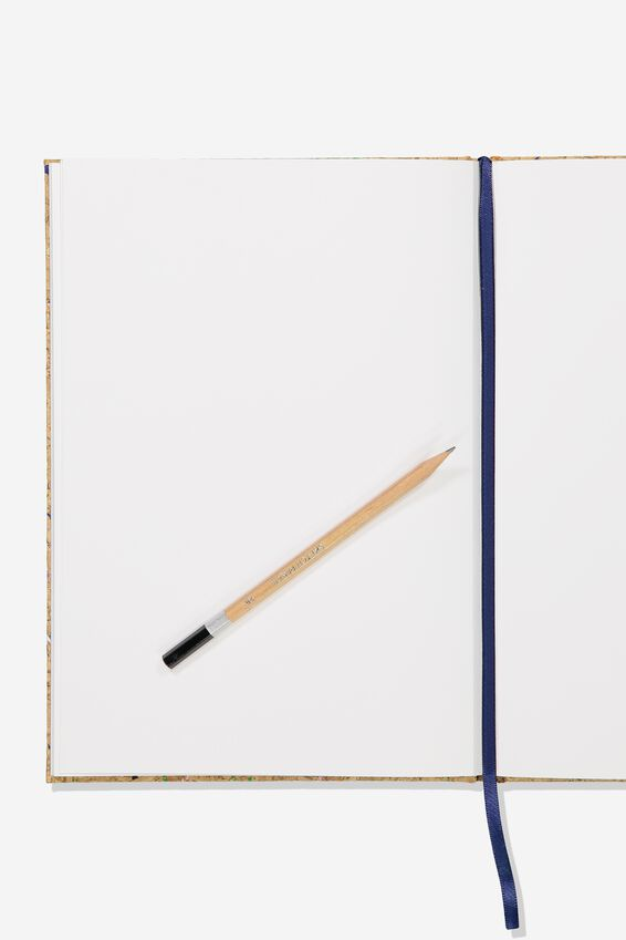 A4 Sketch Notebook, CORK