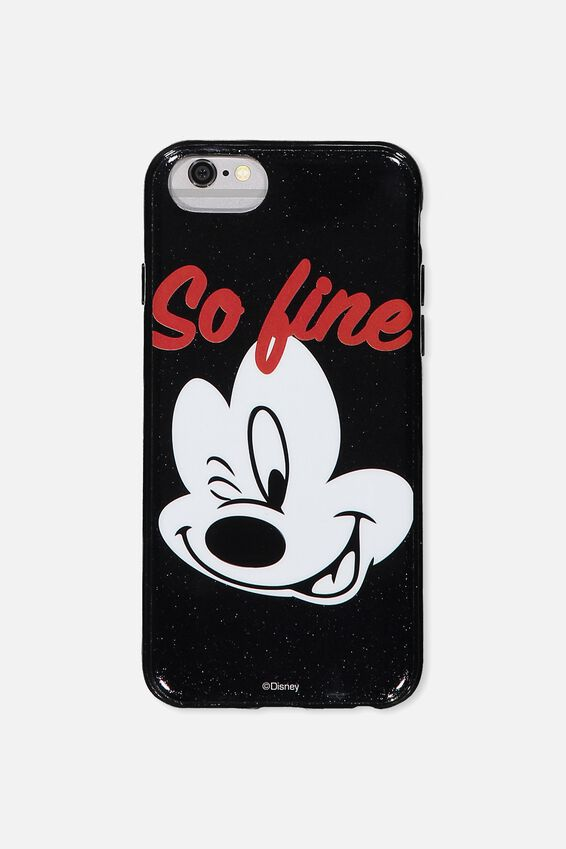Disney Phone Cover Universal 6,7,8, LCN MICKEY SO FINE