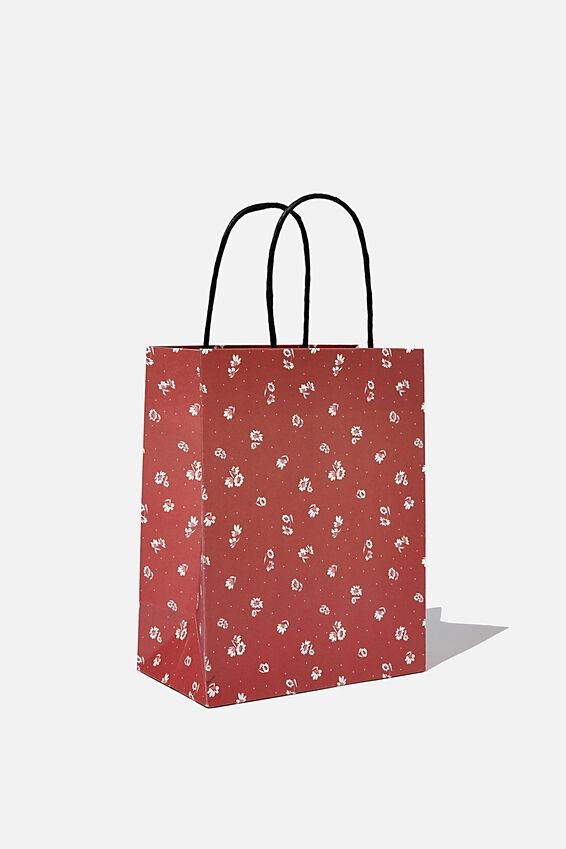 Get Stuffed Gift Bag - Small, FLORENCE FLORAL