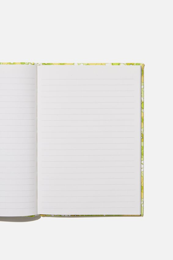 A5 Oxford Notebook, JONI FLORAL CITRINE