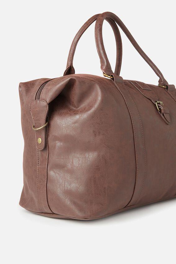 Buffalo Overnighter Duffle Bag, RICH TAN