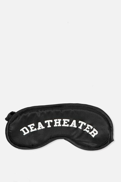 Premium Sleep Eye Mask, LCN DEATH EATER