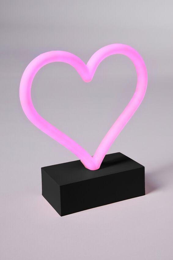 Mini Led Novelty Light, HEART
