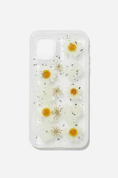 Snap On Protective Phone Case Iphone 11, TRAPPED DAISY