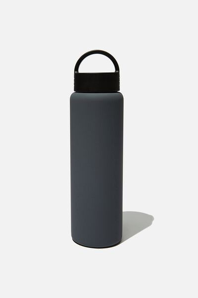 Gotta Go Metal Drink Bottle, WELSH SLATE