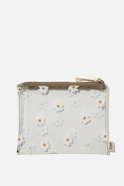 Daily Campus Case, DAISY CLEAR