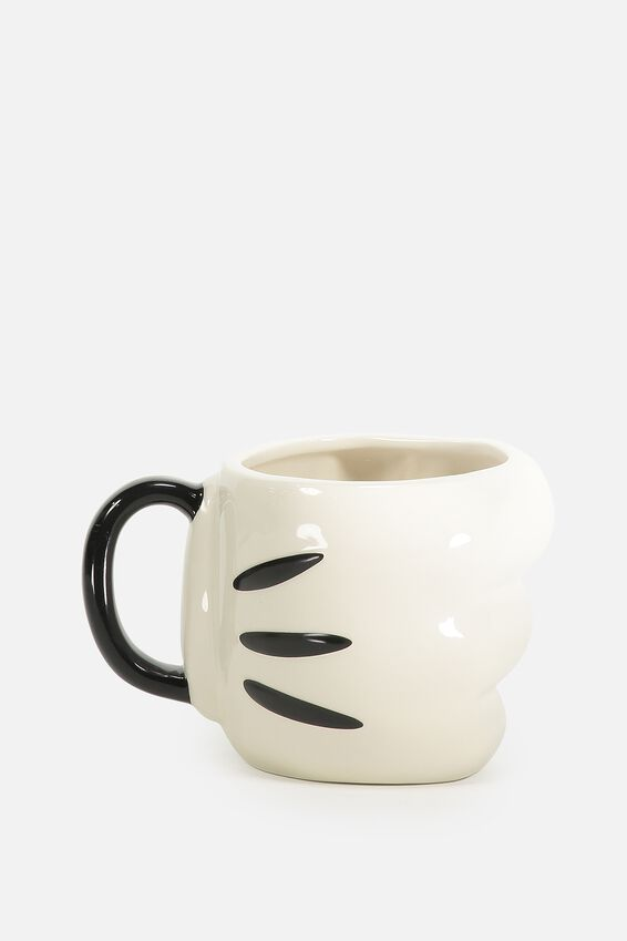 Mickey Novelty Mug, LCN MICKEY GLOVE