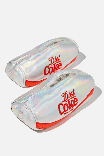Slippers, LCN COK DIET CANS