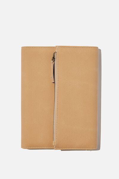 2021 Zip Pocket Diary, DRIFTWOOD