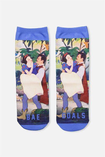 Womens Novelty Socks, LCN BAE GOALS