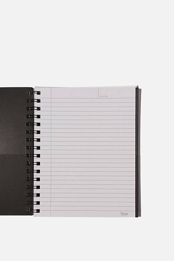 A5 Campus Notebook Recycled, PLANET IN THE HAND