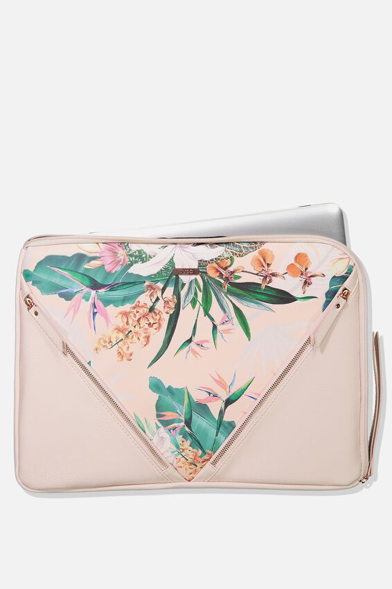 Premium Laptop Case 15 Inch, BIRDS OF PARADISE