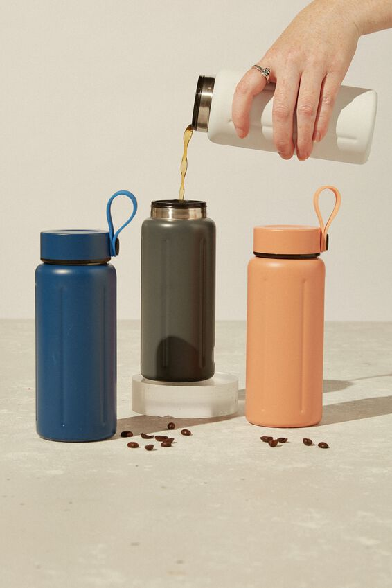 The Traveller Drink Bottle, TRUE BLUE