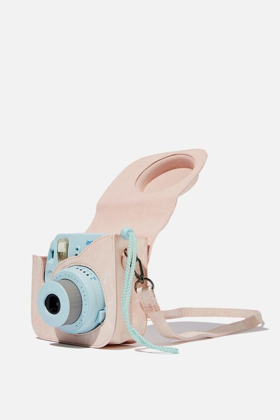 Camera Bag, BLUSH MARBLE