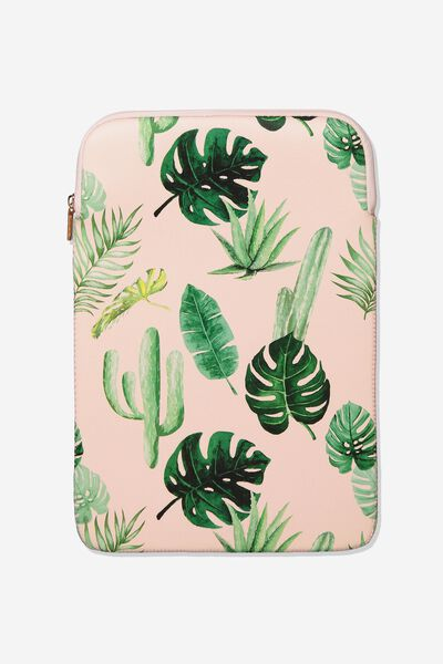 Laptop Sleeve 13 Inch, PLANTS