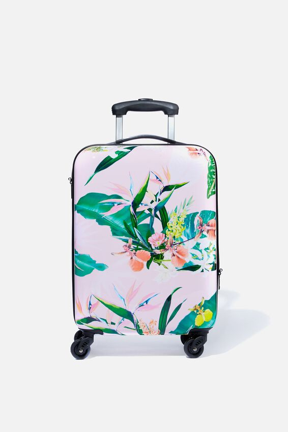 Small Suitcase, BIRD OF PARADISE
