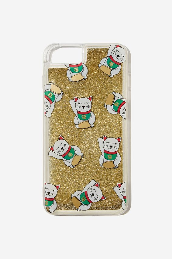 Shake It Phone Case 6, 7, 8 Plus, LUCKY CAT