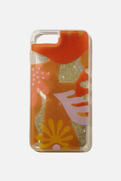Shake It Phone Case 6,7,8 Plus, OVERSIZED FLORAL