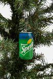 Sprite Resin Christmas Ornament, LCN COK SPRITE CAN