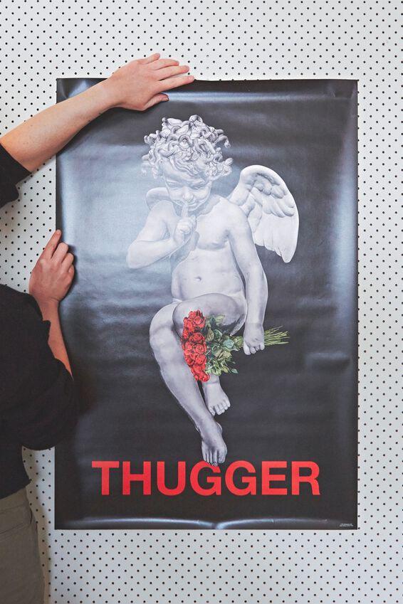 Young Thug Poster, LCN MT YOUNG THUG