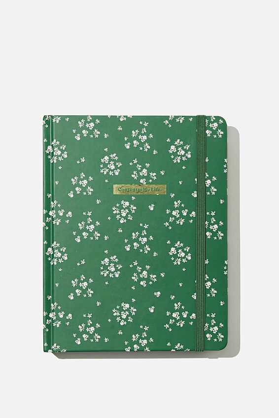 2020 21 Essential 18 Month Diary, BASIL DITSY