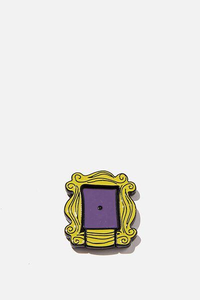 Licenced Metal Phone Ring, LCN WB FRI DOOR