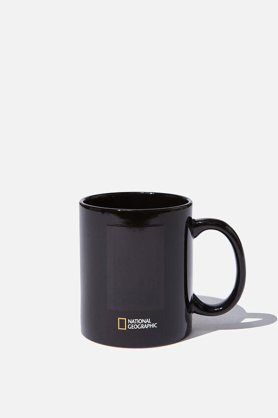 National Geographic Heat Sensitive Mug, LCN NG NAT GEO