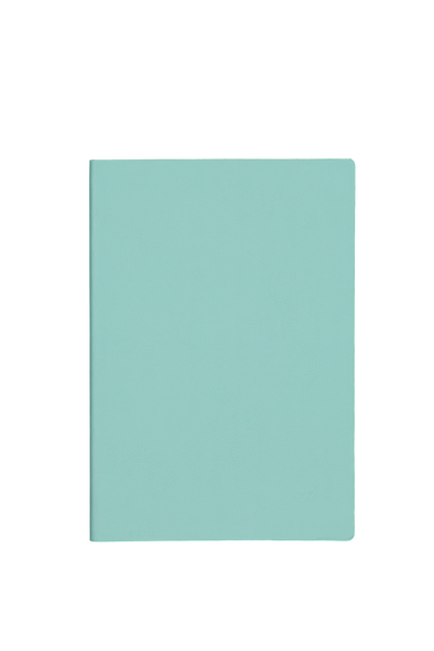 A5 Soft Cover Buffalo Journal - 176 Pages, BLUE