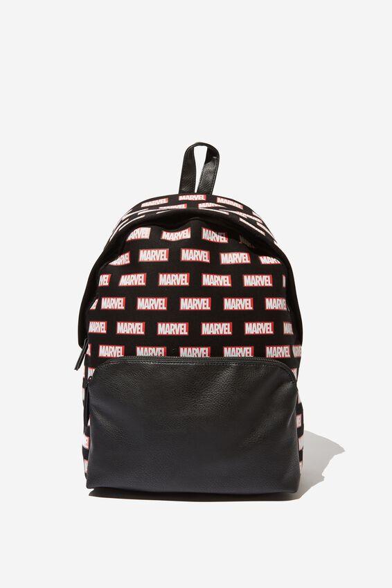 Marvel Austin Backpack, LCN MAR MARVEL LOGO