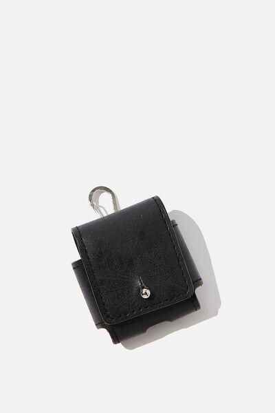 Core Ear Pod Sleeve, BLACK