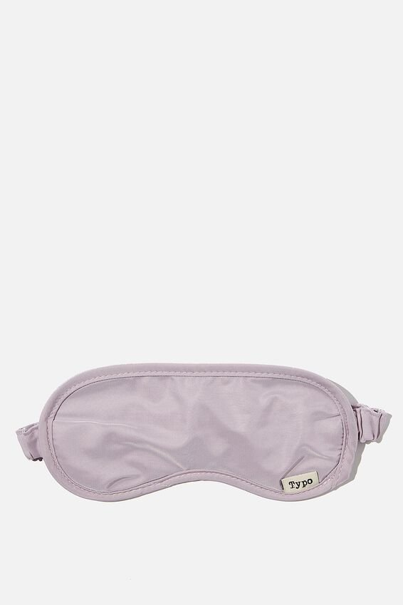 Time Out Eye Mask Rn, HEATHER