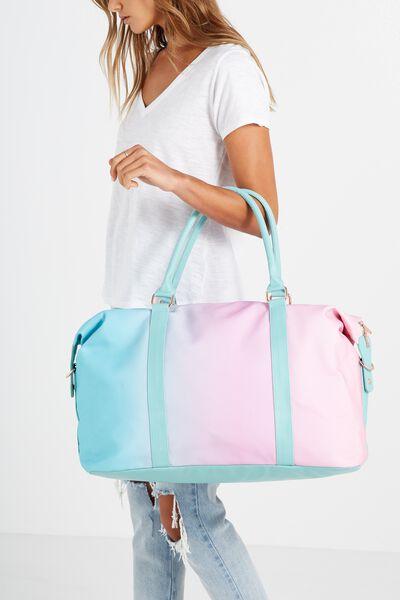 Neo Weekender Duffel Bag, OMBRE