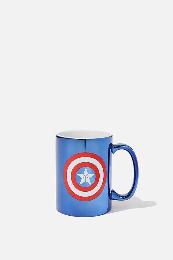 The Marvellous Mug, LCN MARVEL CAPTAIN AMERICA