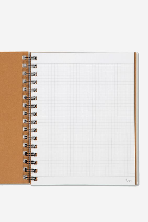 A5 Campus Notebook Grid Internal Recycled, AVOIDING WORK