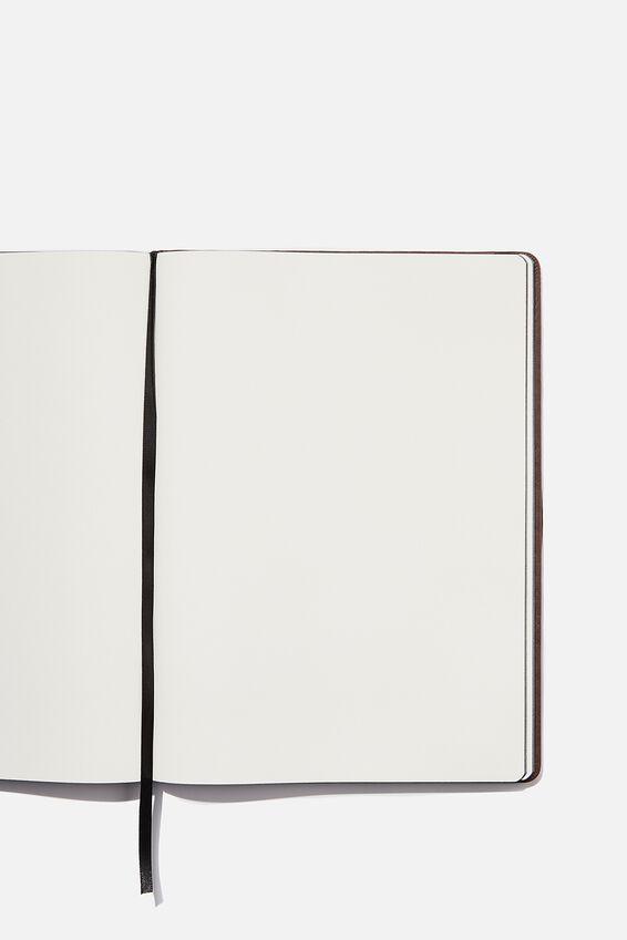 A4 Blank Buffalo Journal, RICH TAN