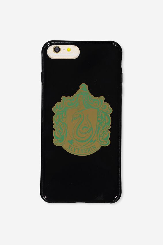 Harry Potter Phone Cover 6,7,8 Plus, LCN SLYTHERIN