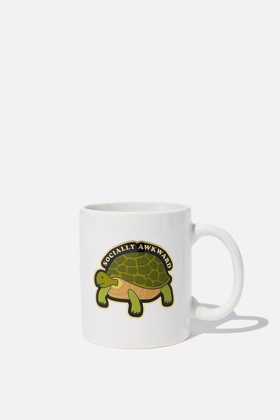 Anytime Mug, AWKWARD TURTLE