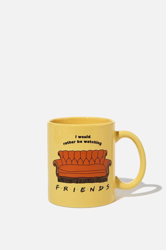 Friends Anytime Mug, LCN WB WATCHING FRIENDS